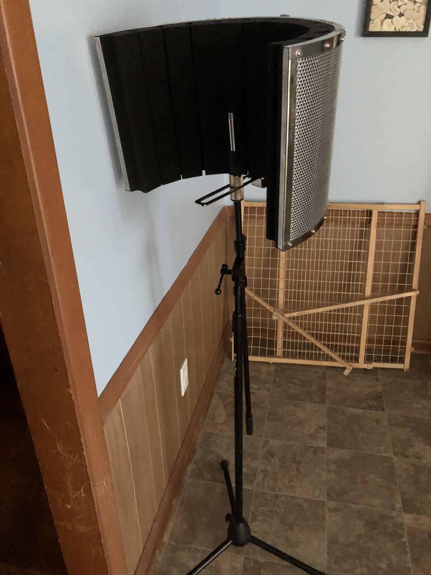 Post-Audio Room Filter