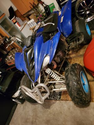 Photo 2003 Yamaha raptor 350