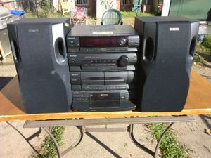 300 Watts Sony stereo system for Sale in Washington, DC