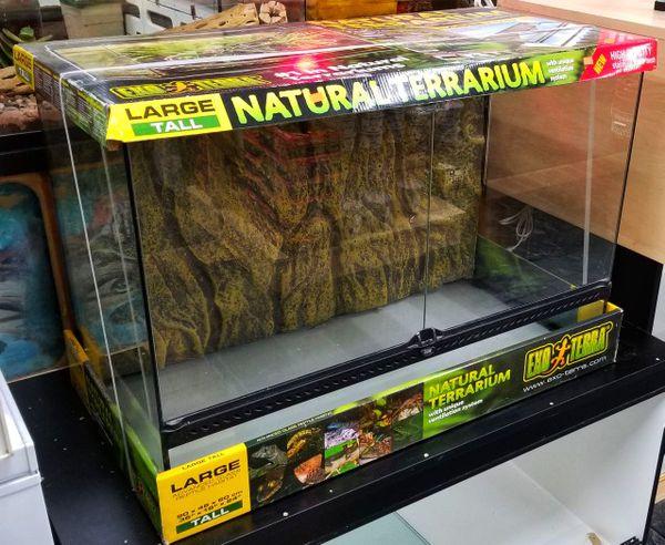 Exo Terra 36x18x24 Natural Terrarium For Sale In Fountain Valley Ca