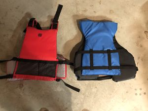 West Marine life jackets for Sale in Los Angeles, CA
