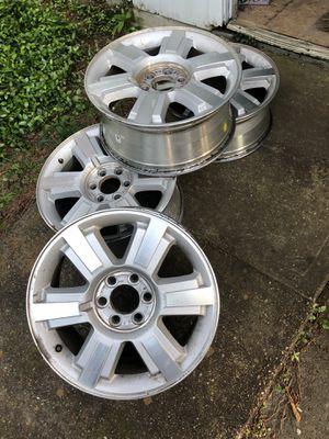 Photo Stock F150 20 inch wheels