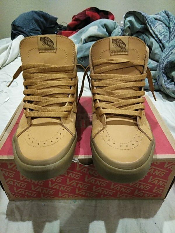 Wheat Vans Offerup Lincoln Shoes clothing 8 Size Ri In amp