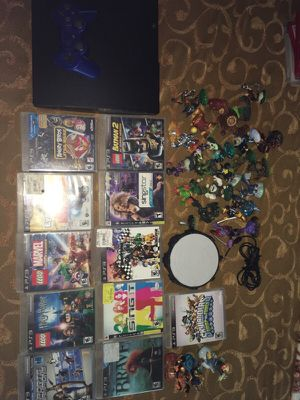 PS3 remotes + tons of kids games for Sale in Chesterfield, VA