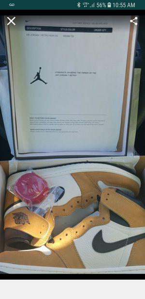 Jordan 1 ROTY OG for Sale in Germantown, MD