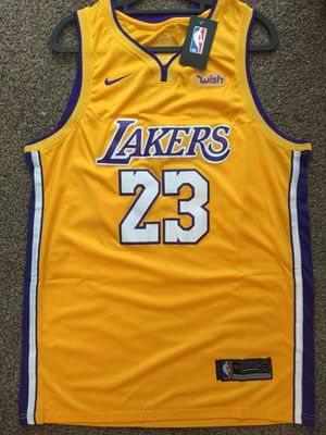 cheap for discount d4a2d b0f63 New and Used Lakers jersey for Sale in Fountain Valley, CA ...