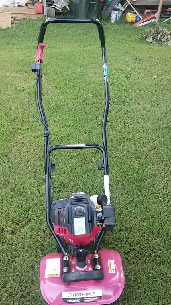 TROY BILT TB146 EC TILLER for Sale in Asheboro, NC - OfferUp