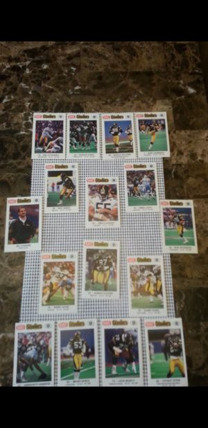 Steelers cards $5 for Sale in Moon, PA