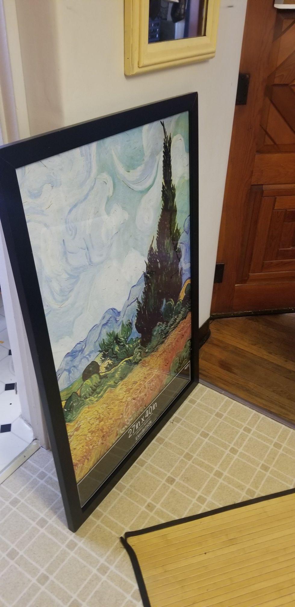 Unused large frame!