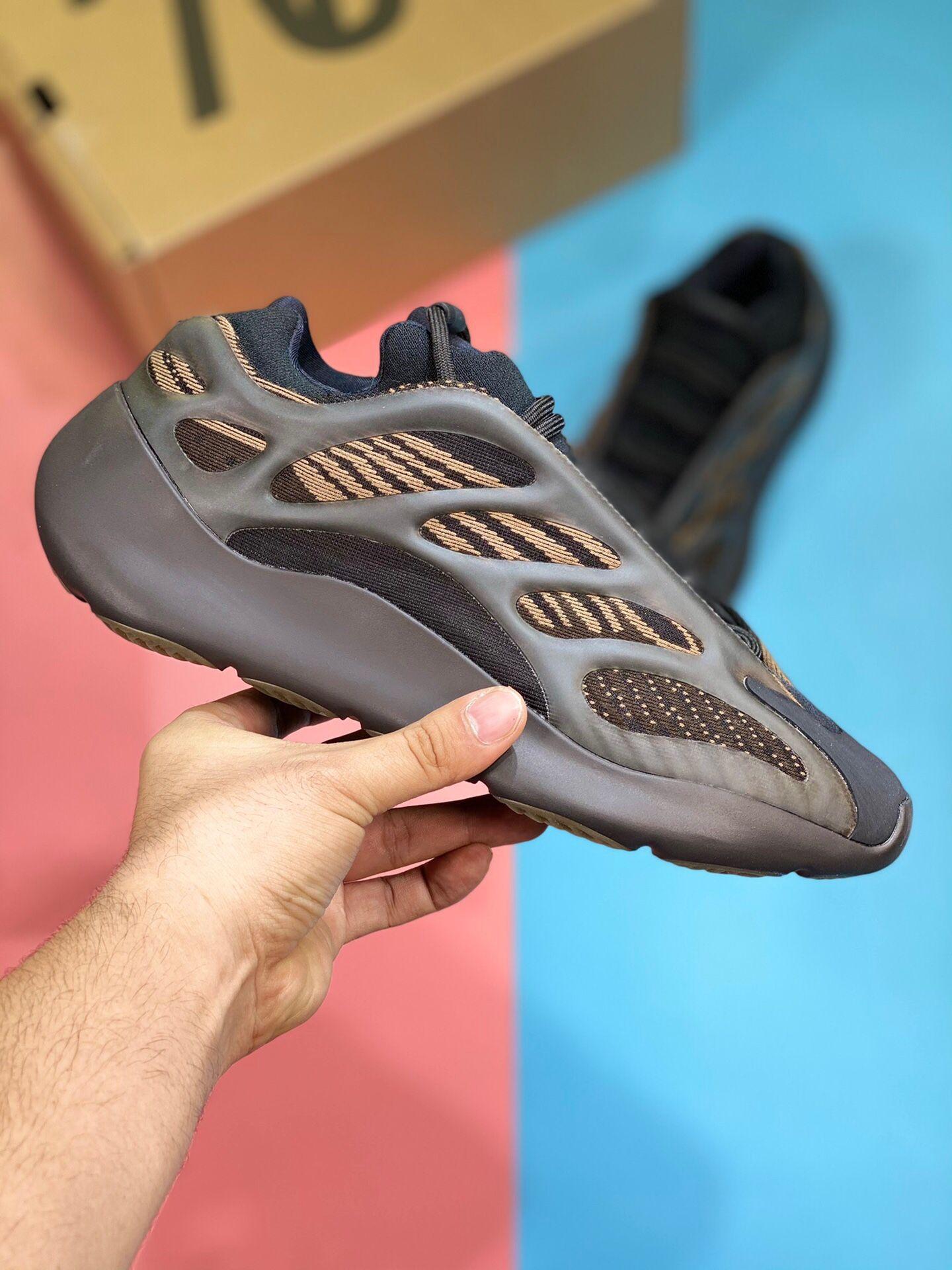 "Adidas Yeezy Coconut 700V3 ""Azael"""