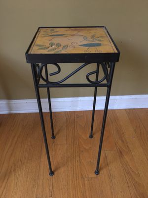 Metal / tile table for Sale in Elgin, IL
