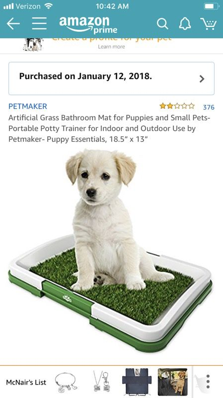 Portable Potty Trainer For Puppies For Sale In Raleigh Nc Offerup