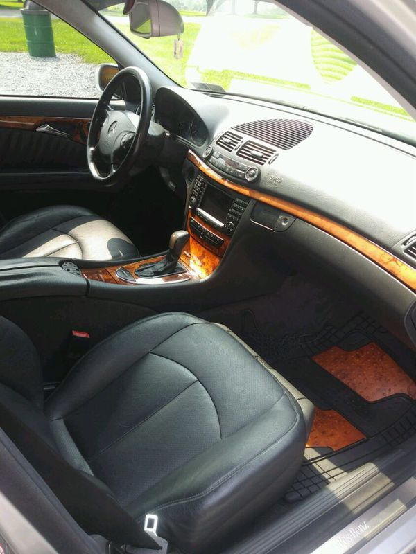 04 Mercedes E500 V8 For Sale In Lancaster Pa Offerup