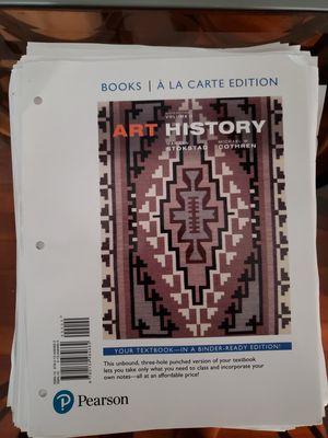 art history volume 2 6th edition
