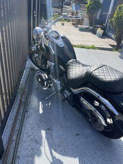 2008 Kawasaki Vulcan 900 Thumbnail