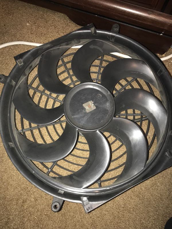 Summit Racing High Performance Electric Fans Sum 381120