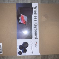 IVSO Wireless Keyboard For iPad  Thumbnail