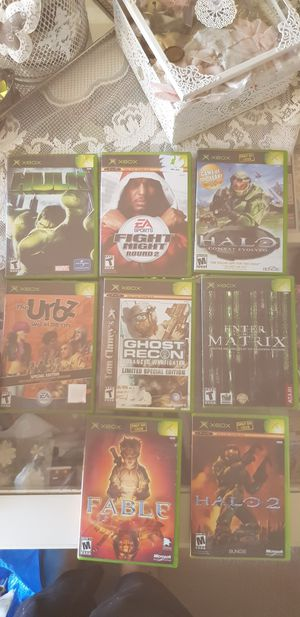 Xbox games for Sale in Denver, CO