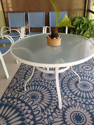 Incredible New And Used Patio Furniture For Sale In Sarasota Fl Offerup Home Interior And Landscaping Mentranervesignezvosmurscom