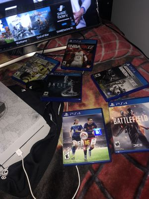 Got games I don't need 30$ for some 20$ for others hmu for Sale in Tacoma, WA