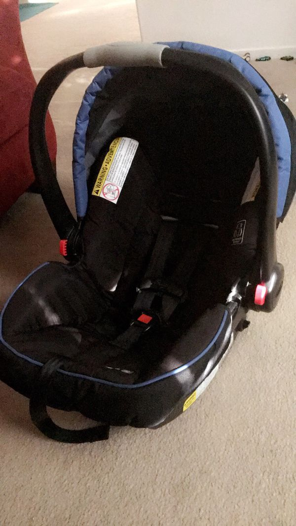 Graco Click Connect Car Seat Snap N Go Stroller For Sale In Henderson Nv Offerup