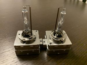 2x Philips Xenon HID Bulbs D3S 4300K for Sale in Chino Hills, CA