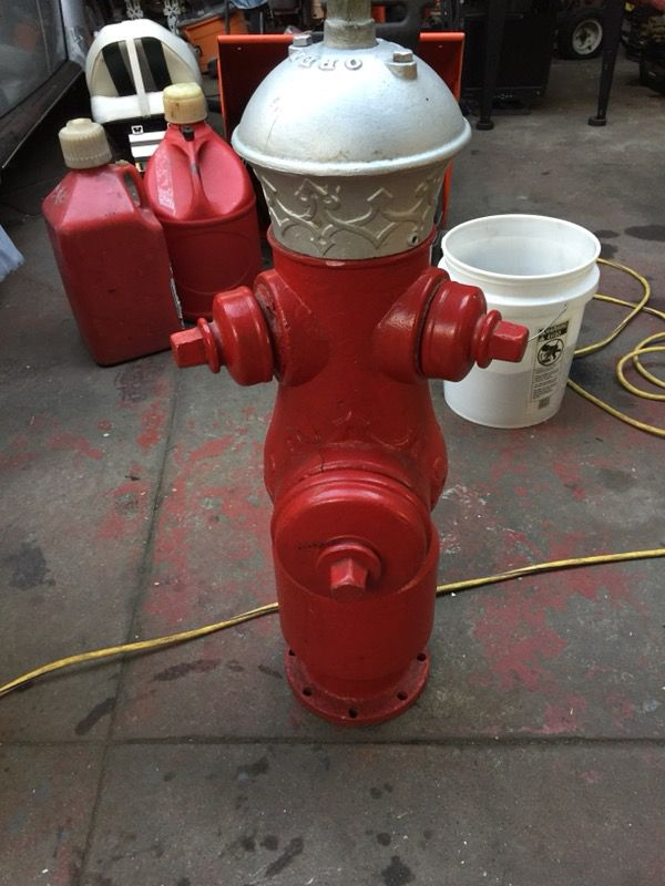 Antique Chapman Fire Hydrant For Sale In Lowell Ma Offerup