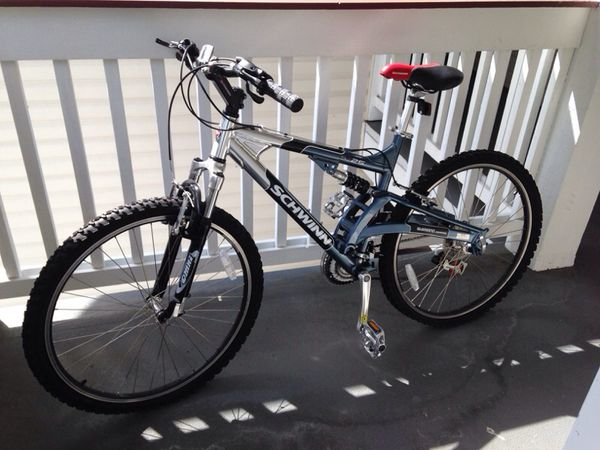 564bf42adaf Schwinn s-25 men's mountain bike for Sale in Everett, WA - OfferUp