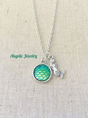 Mermaid Necklace for Sale in Frederick, MD
