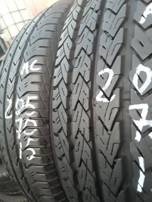 205/70-15 #2 tires for Sale in Alexandria, VA