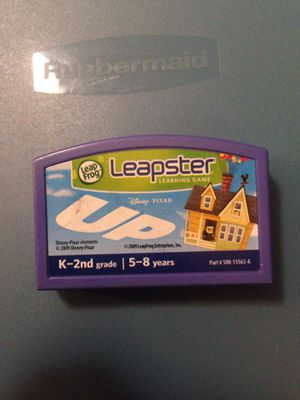Leapster learning games (2010 cartridges) for Sale in Seattle, WA