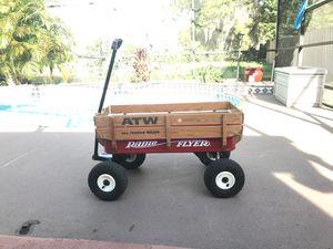 Photo Radio Flyer all-terrain wagon