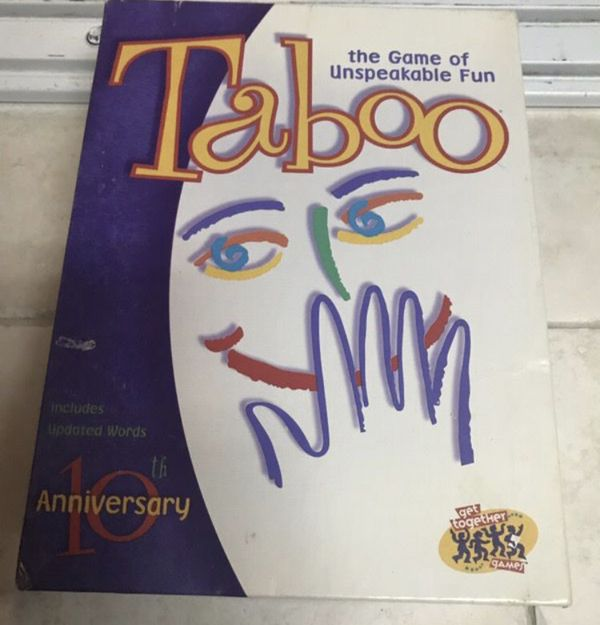 Taboo Sesame Street Monopoly Cranium Board Games For Sale In Coral
