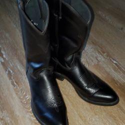 Abilene Cowboy Boots 12D Thumbnail