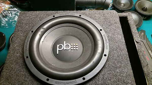 PowerBass 12 inch subwoofer for Sale in PA, US - OfferUp