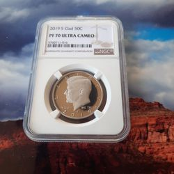 2019 S clad Kennedy NGC PROOF 70 - Highest grade  Thumbnail