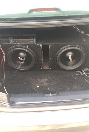 Photo 2 sundown audio SA 12's in ported box