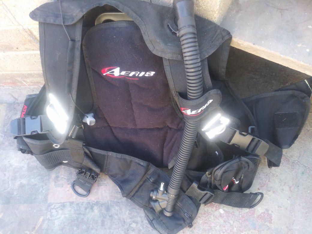 Snorkeling set