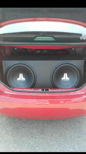 JL Audio 15 inch subwoofers JL15w0-v3 for Sale in Stevensville, MD