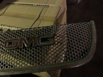 Gmc grille Thumbnail
