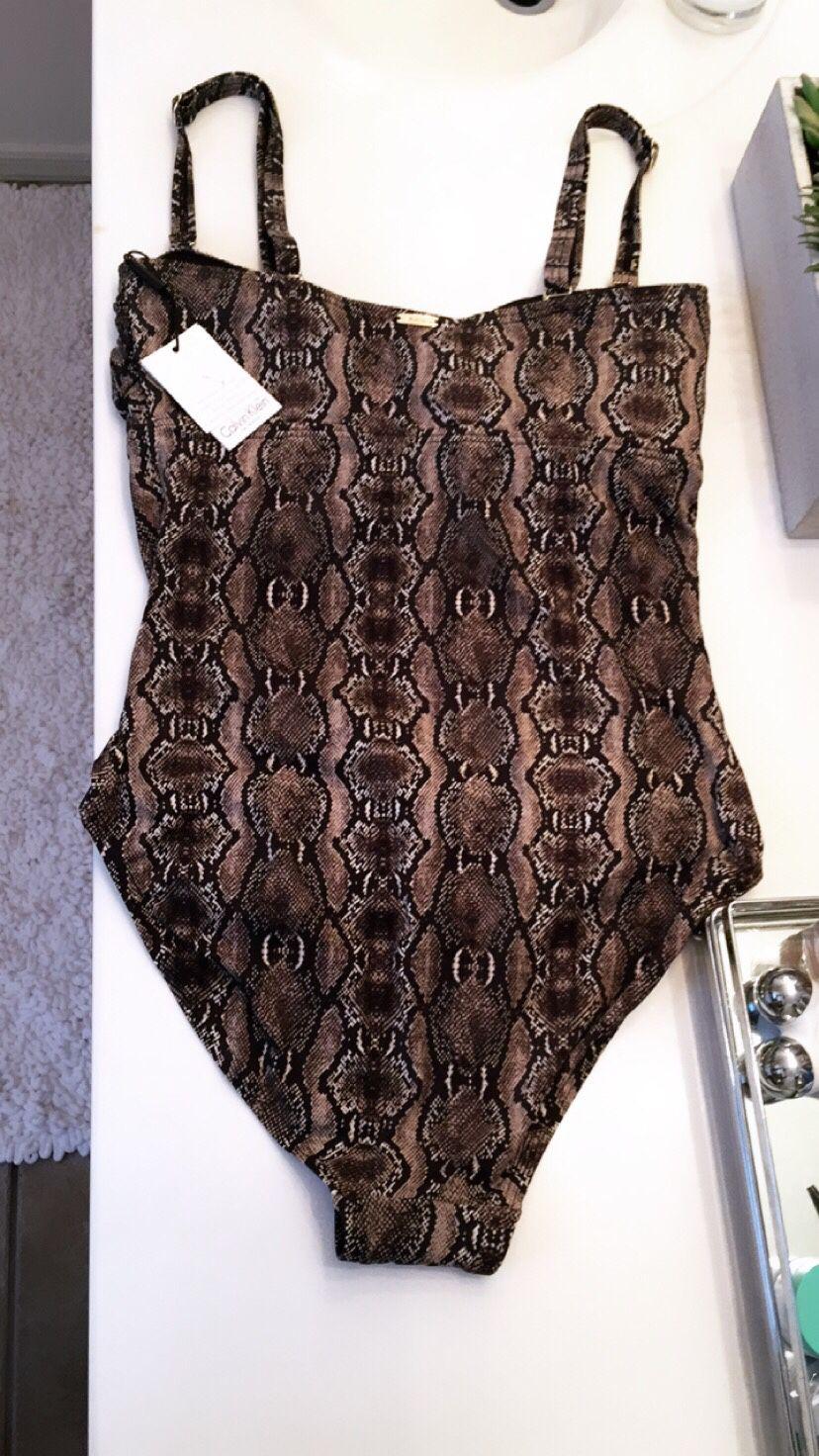 Calvin Klein Swimsuit Size 10