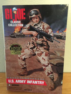 1996 GI Joe Large Action Figure for Sale in Poway, CA