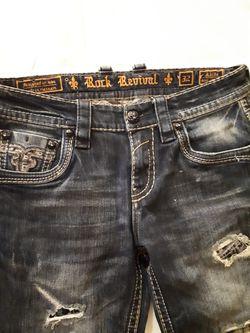 Rock Rivival Jeans Thumbnail