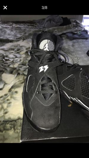 Air Jordan Retro 8 Chromes 75$ size 11 cash only for Sale in Silver Spring, MD