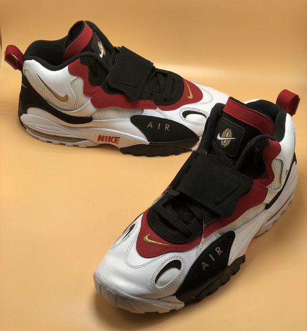 "070469c459 Nike Air Max Speed Turf ""49ers"" Size 11 for Sale in Orange Park, FL ..."