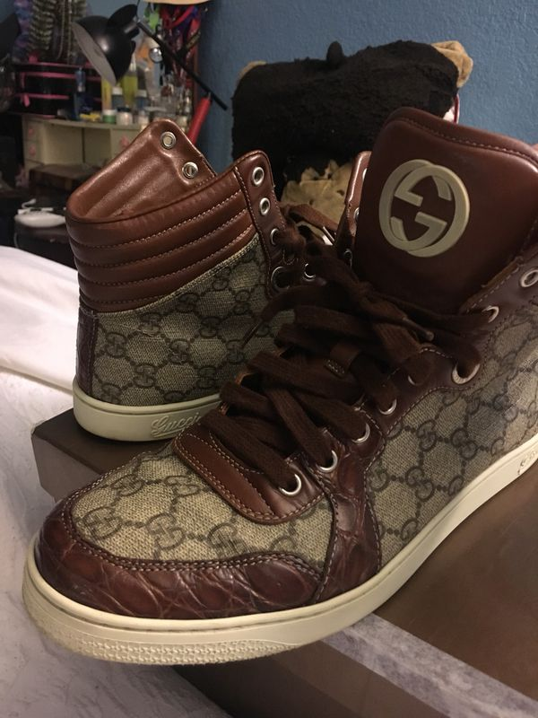ef889e55324 Gucci shoes (size7 eur   9 us) for Sale in Hayward