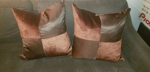 Two Decorative Accent Pillows for Sale in Springfield, VA