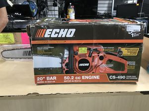 """Echo 20"""" chainsaw Bar New in Box! for Sale in Baltimore, MD"""