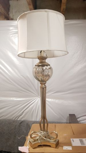 Beautiful tall lamps. Perfect for bedroom or family room. Great condition. for Sale in McLean, VA