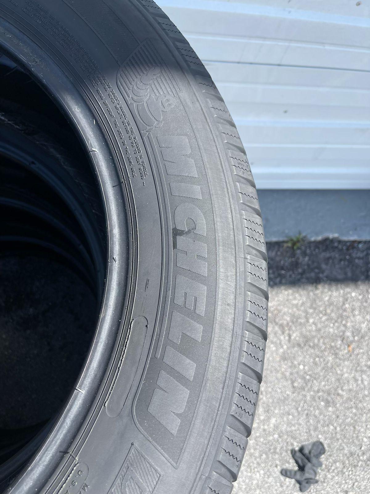 275-55-20 Michelin ↘️↘️↘️